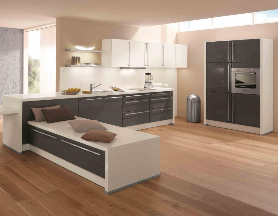 fiche cuisine wellmann nevia graphite. Black Bedroom Furniture Sets. Home Design Ideas